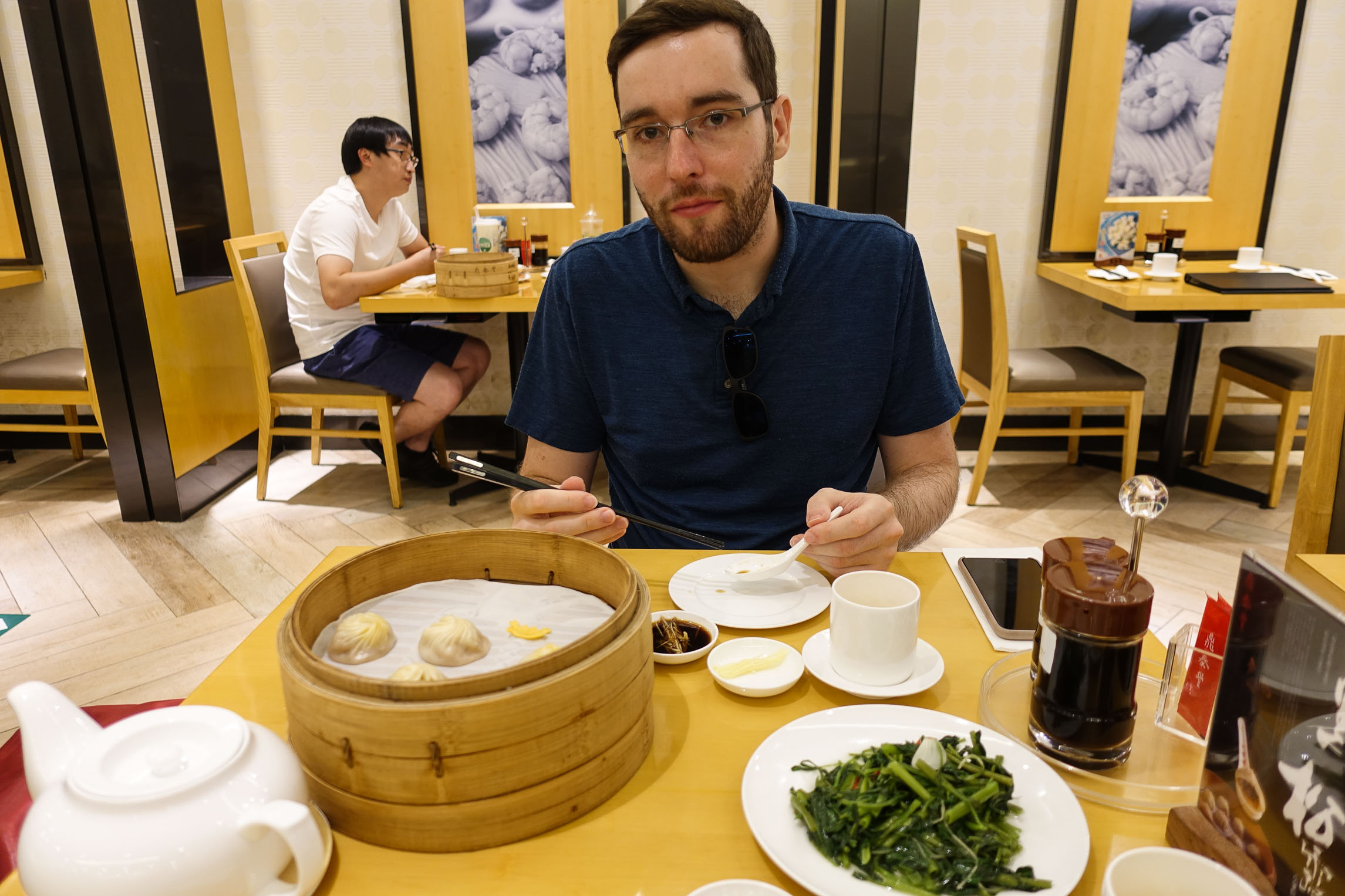 Akos and dumplings