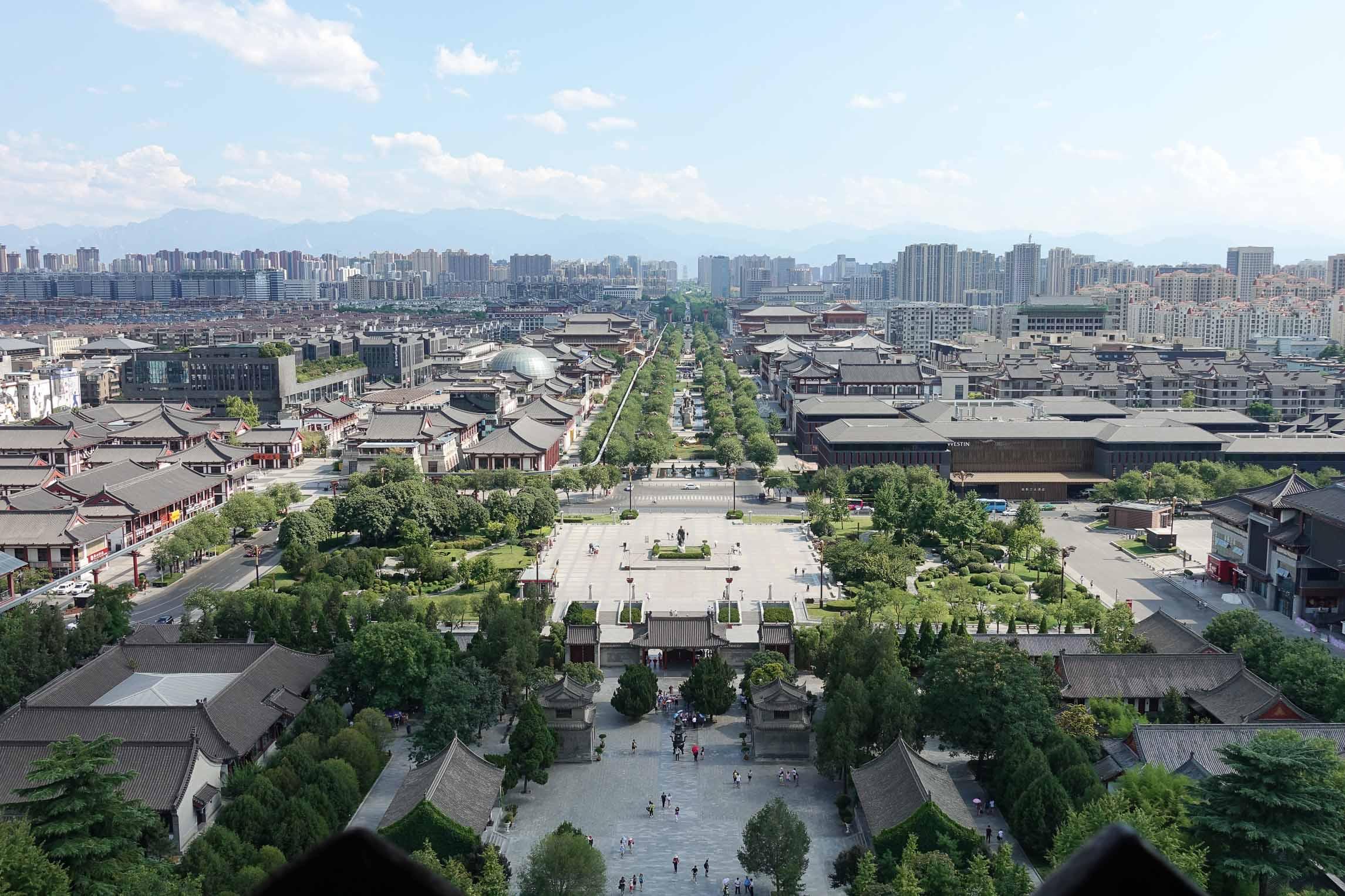 South Xi'an
