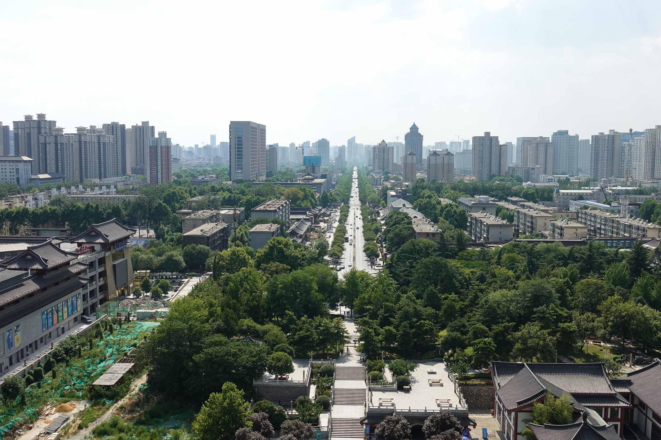 West Xi'an