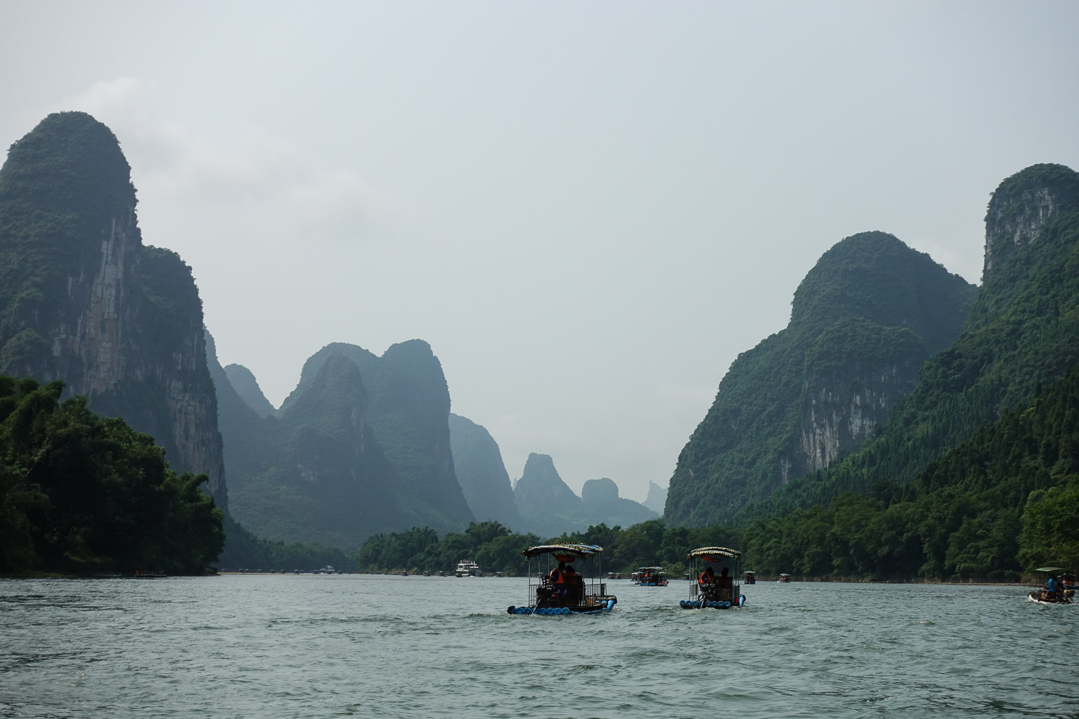 Vies from the Li river