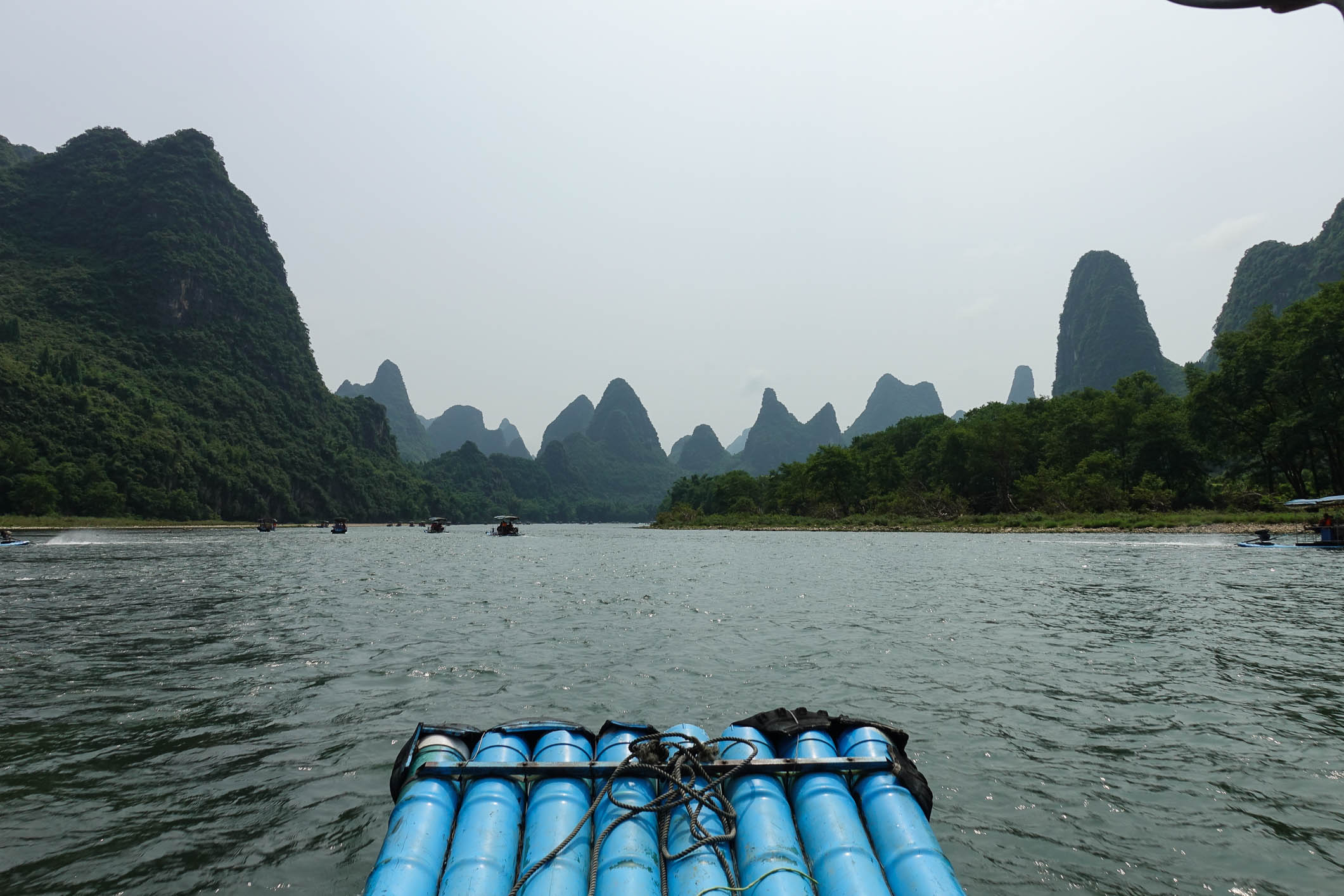 Views from the Li river