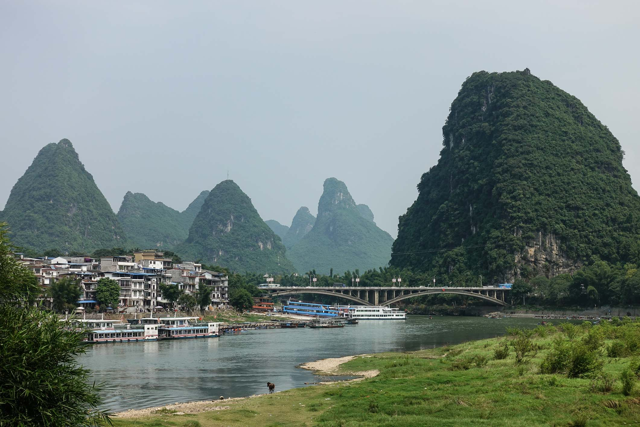 Views around Yangshuo