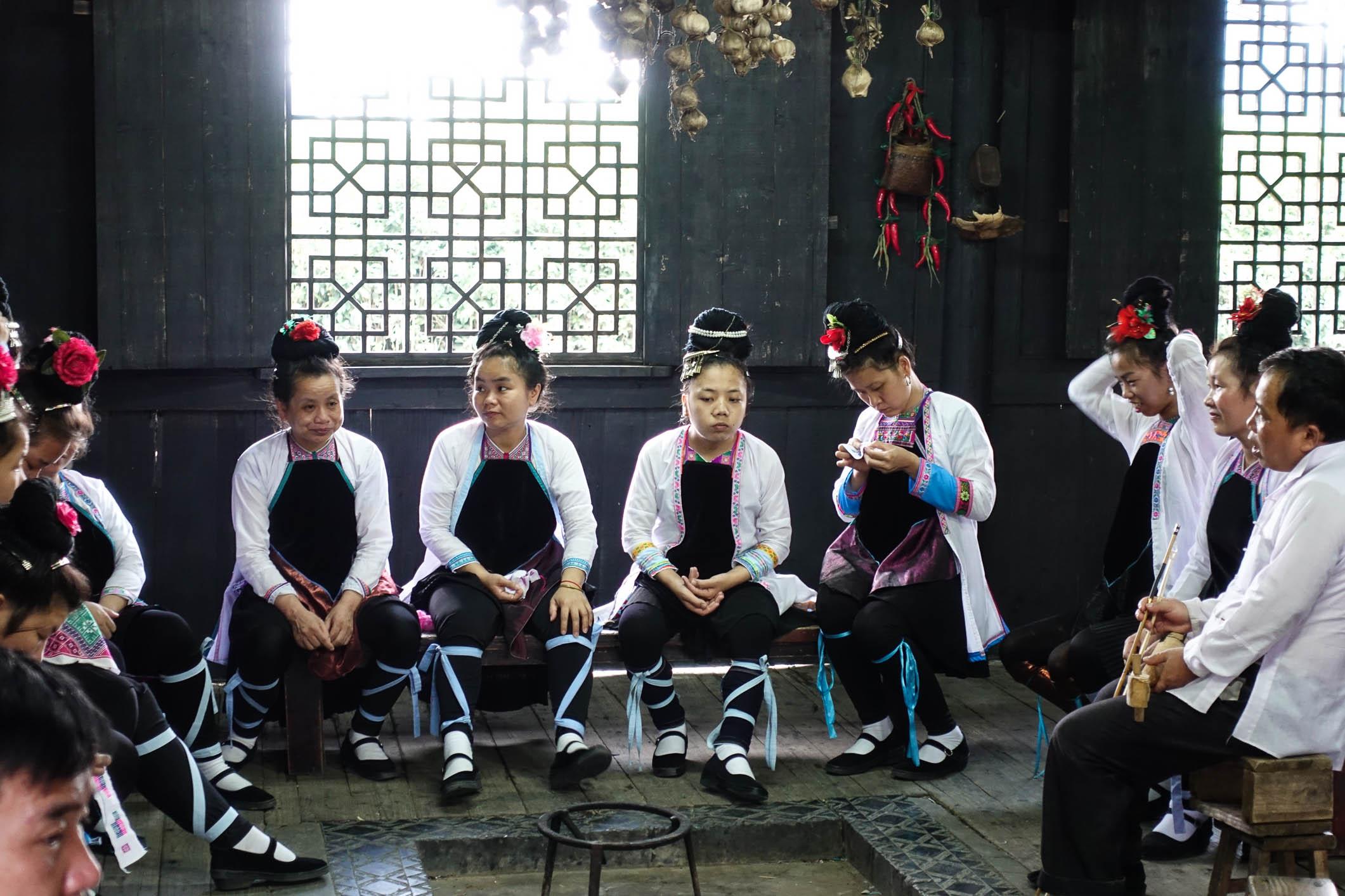 Folkwear of Han culture