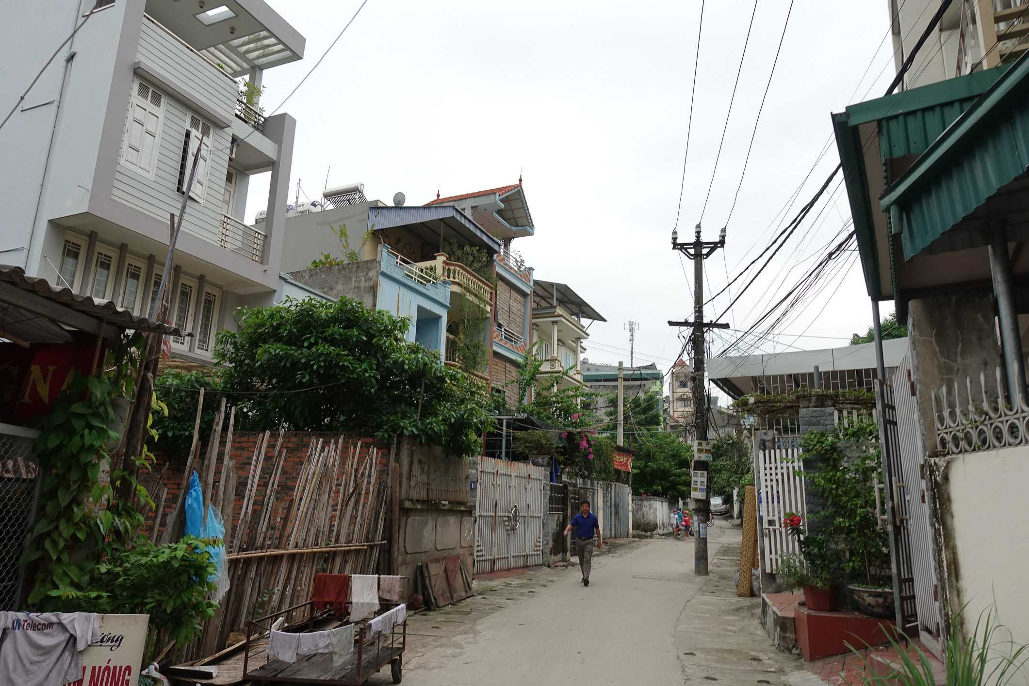 Street in Bai Chai