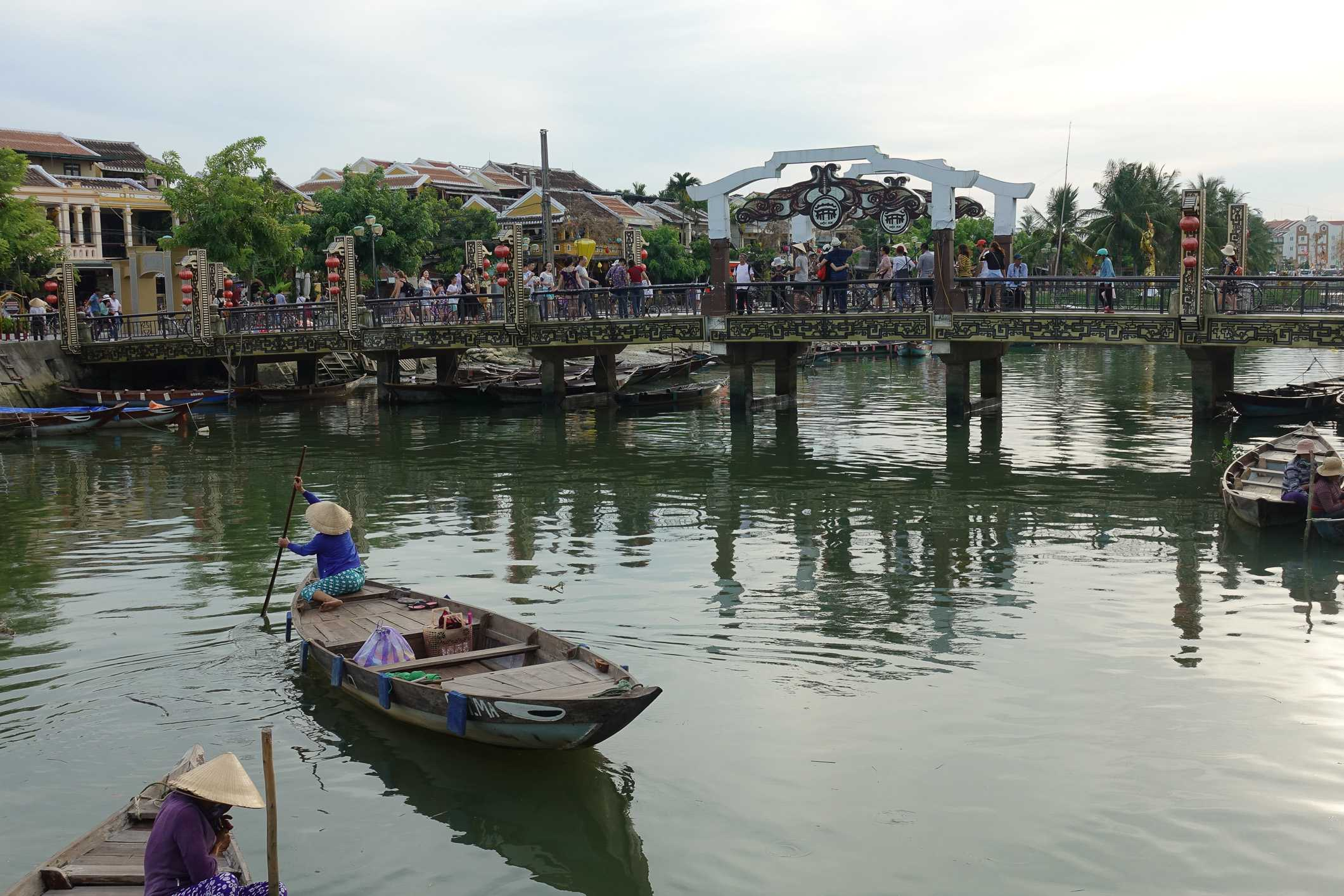Hoi An city center